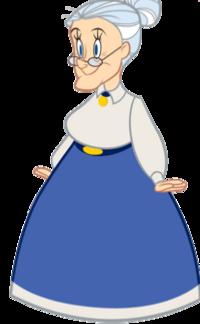 Bugs Bunny Granny 109