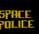 Space Police 2014 Theme
