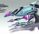 Into the Nexus concept art