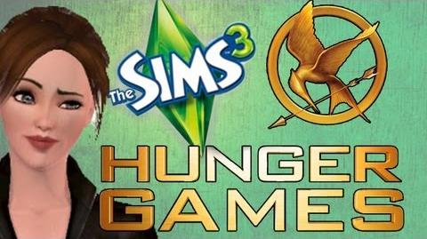 SIMS 3 HUNGER GAMES! FIGHT! FIGHT! FIGHT! 4