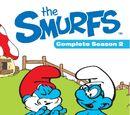 Smurfs: Complete Season 2 (Region 4 DVD)