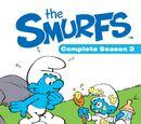 Smurfs: Complete Season 3 (Region 4 DVD)