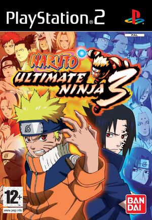 Naruto ultimate ninja 3