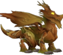 Red Woods Dragon
