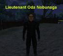 Lieutenant Oda Nobunaga