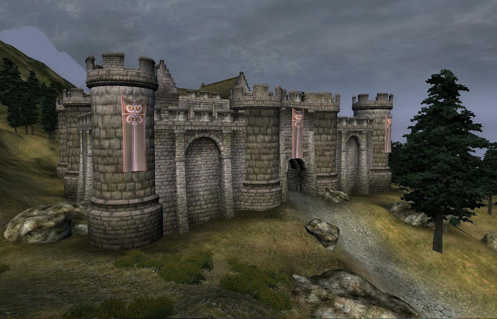 Battlehorn Castle Elder Scrolls Wikia