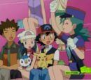 Episodes featuring Elite Four Members