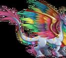 Dragón Arcoíris
