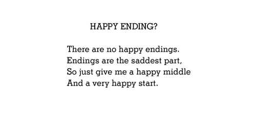 Shel Silverstein Quotes About Love: Happy_endings_shel_silverstein.png