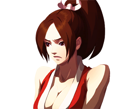 king of fighters characters mai xxgifs