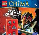 LEGO Legends of Chima: Kruki i Goryle