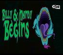 Billy y Mandy: El Inicio