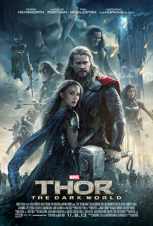 "One step to improve ""Thor the Dark World"""