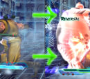 Street Fighter X Tekken Mechanics