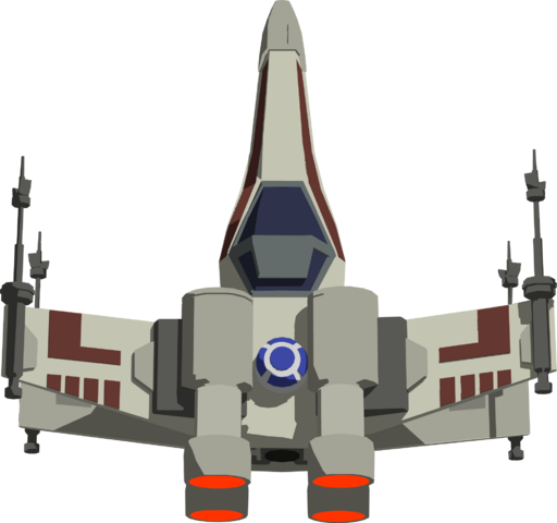File X Wing Game Fighter pngX Wing Png