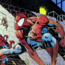 Peter Parker (Earth-616) Shea Stadium from Spider-Man Vol 1 51 0001.png