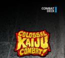 Colossal Kaiju Combat (Trading Card Game)