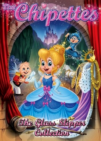 The Chipettes The Glass Slipper Collection Dvd