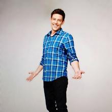 Glee Finn Hudson Season 5 1.1