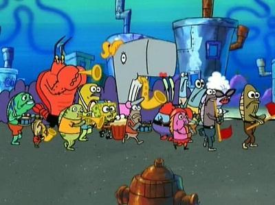 Band Geeks - Encyclopedia SpongeBobia - The SpongeBob SquarePants Wiki