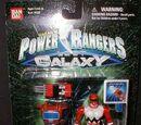 4'' Explorer Power Rangers