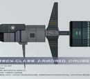 Preussen Class armored cruiser