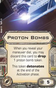 Proton Bombs X Wing Miniatures Wiki