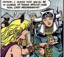 Lady Aquamarine (New Earth)