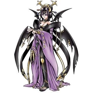 Dark,Monster&Demon Lilithmon