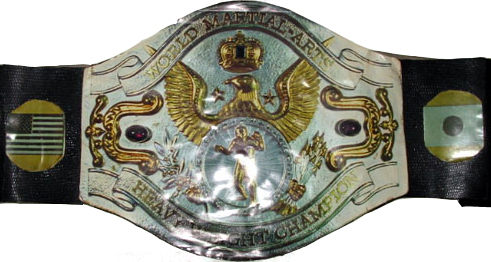 WWF World Martial Arts Heavyweight Championship - Pro ...