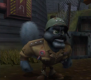 S.H.C. Sergeant