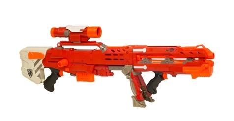 Longshot Cs 6 Red Strike Nerf Wiki