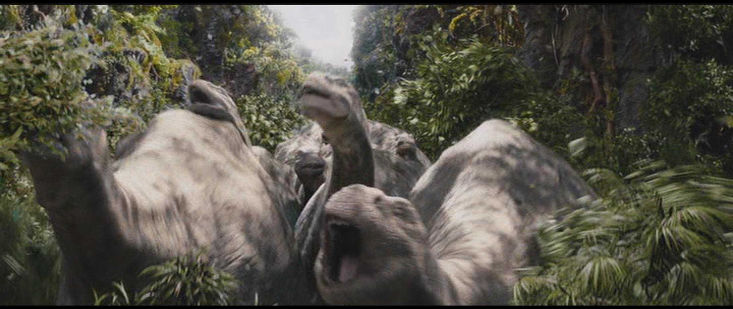 Brontosaurus King Kong Wiki