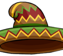 Sombrero Mexicano (Sombrero para Puffles)