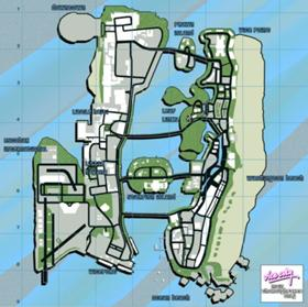 Myths and Legends in GTA Vice CityGta Vice City Map Of Missions