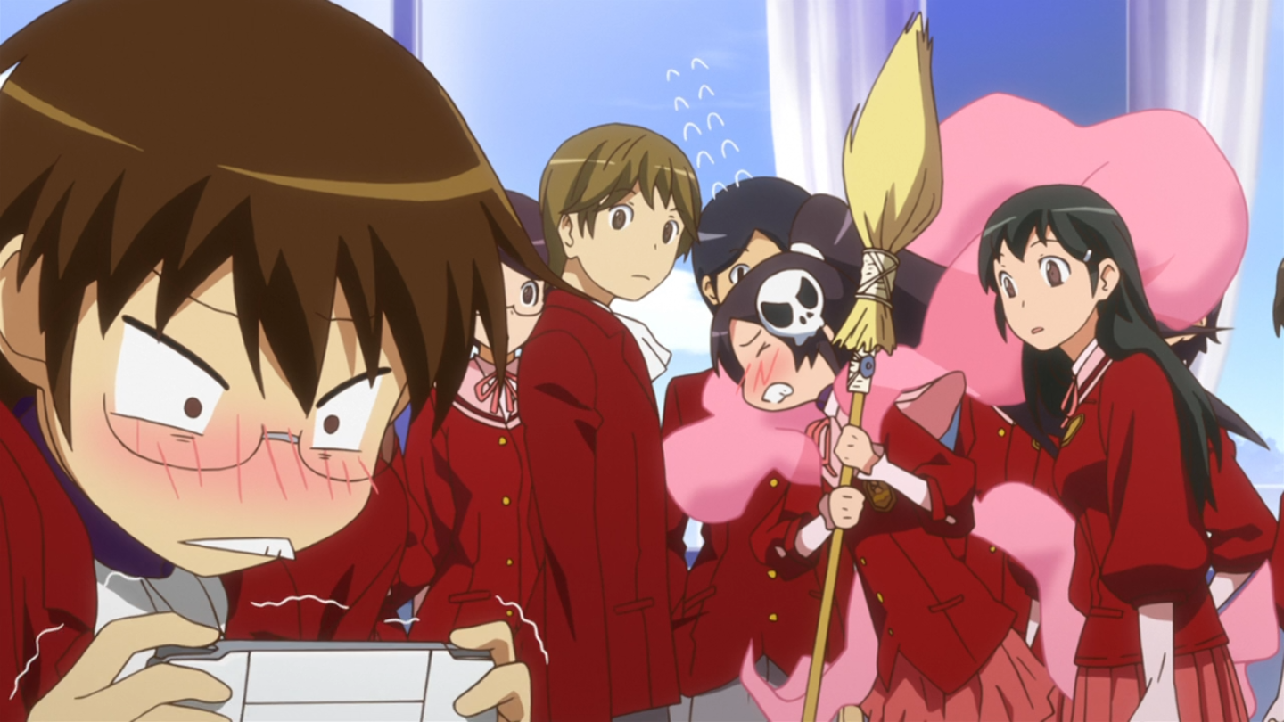 keima and elsie relationship with god