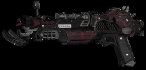 Golden Ray Gun Mark 2 Ray Gun Mark ii The Call of