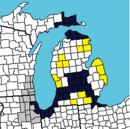 1978 Michigan conquest of lp counties which declared allegiance to Michigan.png