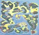 Lugares Dragon Quest II