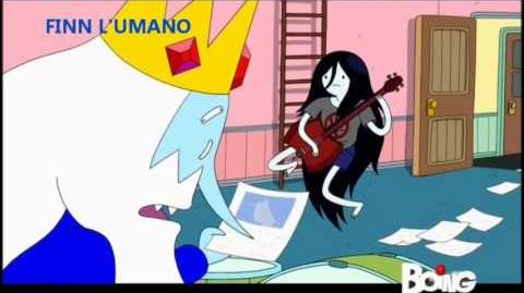 "Adventure Time - ""canzone"" Marceline ITA !"