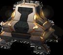 Cerulean Meteoric Shield