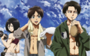 Mikasa, Eren and Levi.png
