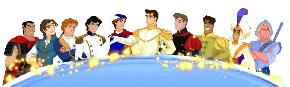 Disney-prince-line-up-disney