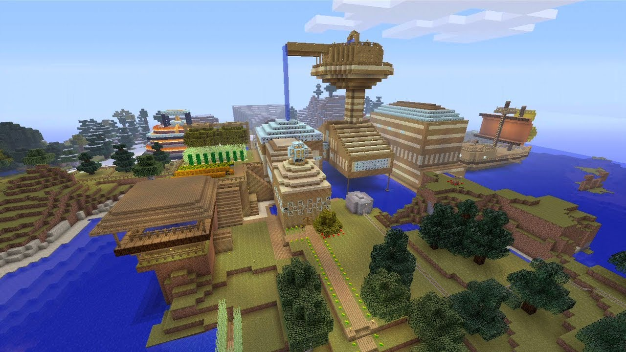 Stampys Lovely World -...L For Lee Minecraft Channel