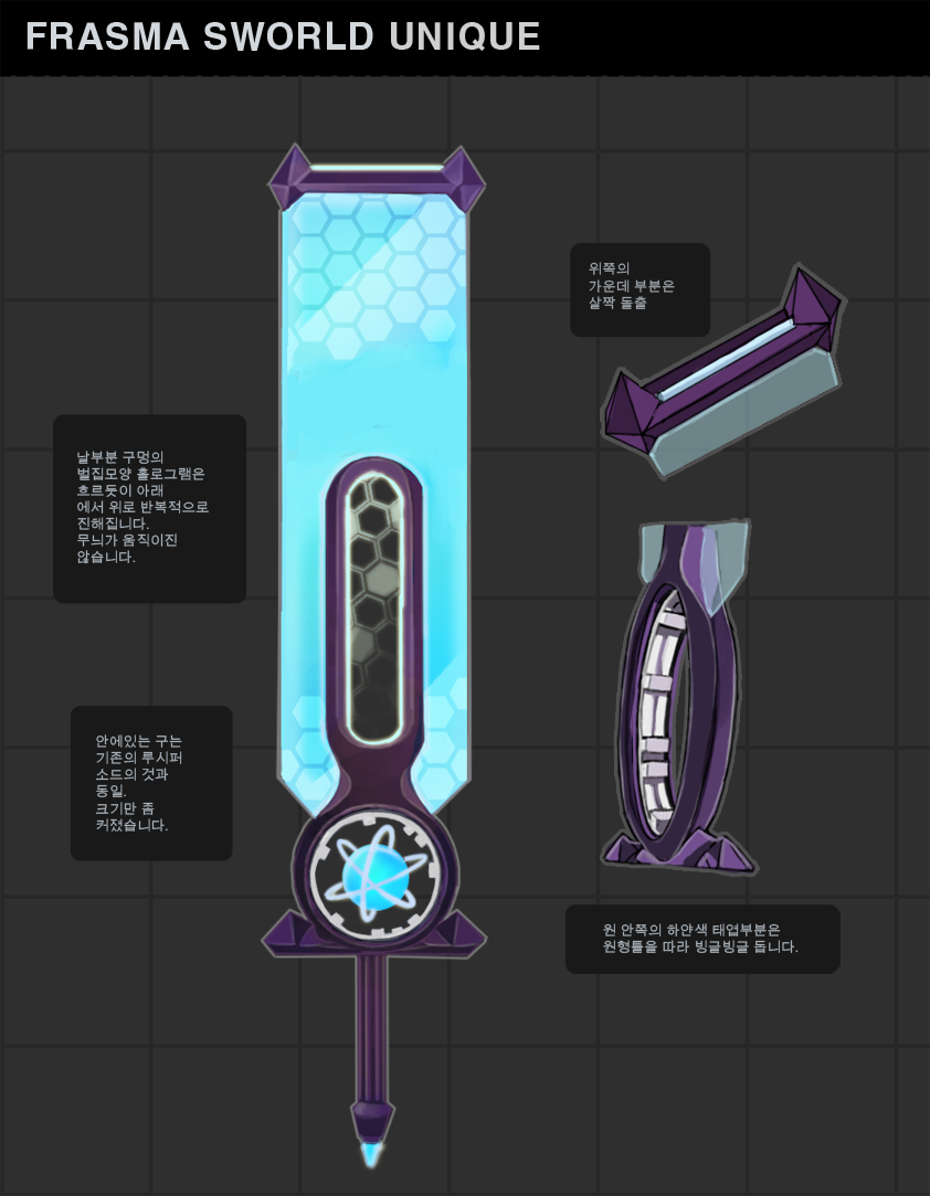 Plasma Sword Real of Crystal Plasma Sword