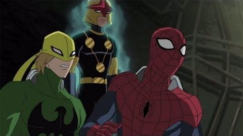Marvel's Marvel's Ultimate Spider-Man Season 2, Ep. 10 - Clip