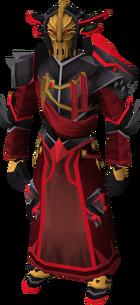 Salazarth, de Zamorak. 140px-Black_Knight_captain%27s_armour_equipped