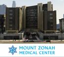 Hospitals in GTA V