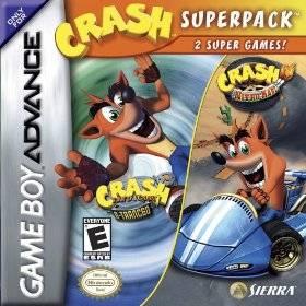 Crash bandicoot nitro kart 3d для xp