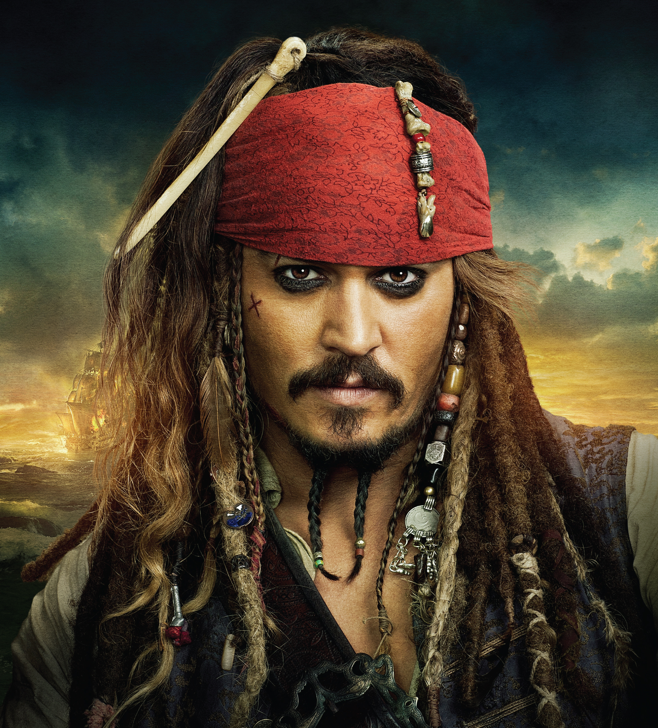 Johnny Depp: Jack Sparrow